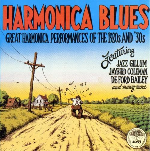 HarmonicaBlues