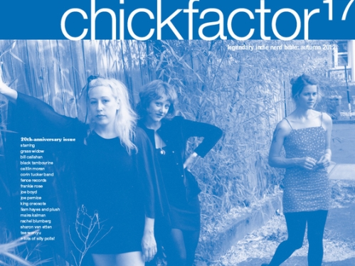 Chickfactor 17 is Available in Providence, RI at What Cheer?
