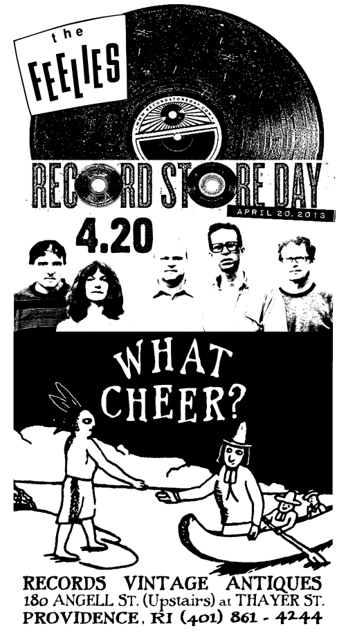 What Cheer RSD Poster