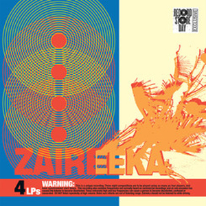 Zaireeka by the Flaming Lips (4-LP Record Store Day 2013 Release)