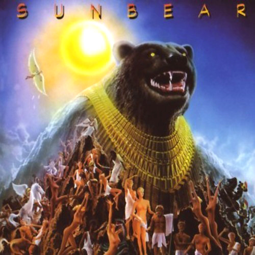 Sunbear from 1977 on Soul Train (the definition of WTF?)