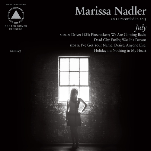 get July by Marissa Nadler on Vinyl LP Records at What Cheer in Providence