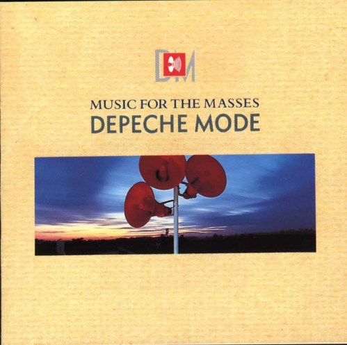 get Music for The Masses by Depeche Mode on Vinyl LP at What Cheer in Providence