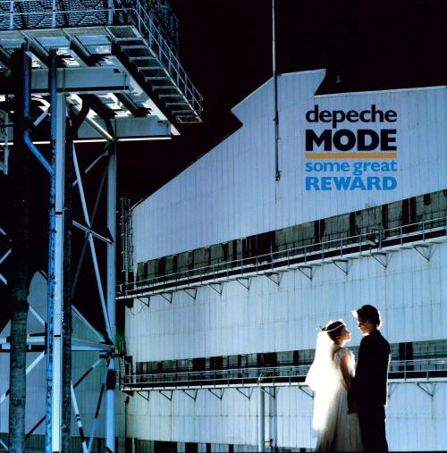 get Some Great Reward by Depeche Mode on Vinyl LP Records at What Cheer in Providence