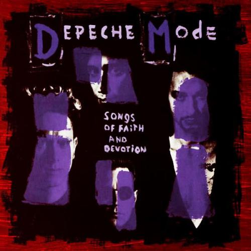 get Songs of Faith and Devotion by Depeche Mode on Vinyl LP at What Cheer in Providence