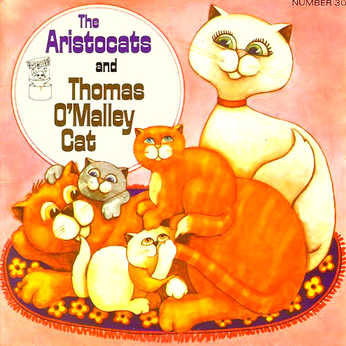 Aristocats And Thomas O'Malley