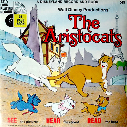 Aristocats Record Book