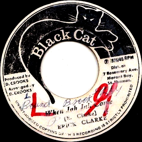 Black Cat Record Label Other