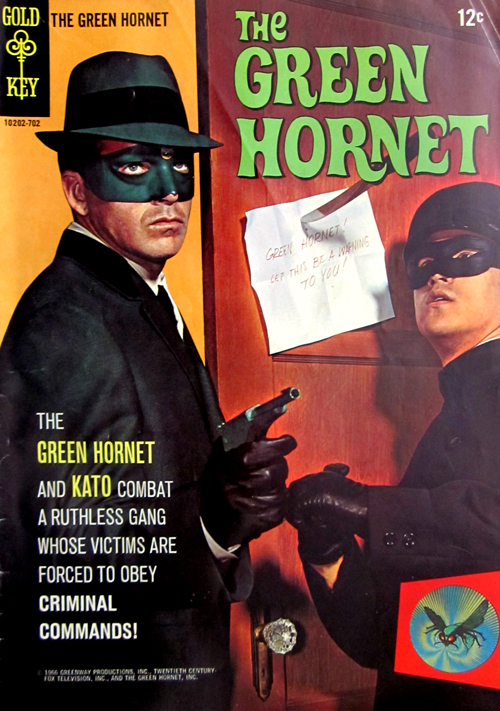 Green Hornet Vintage Comic Book at What Cheer in Providence 2