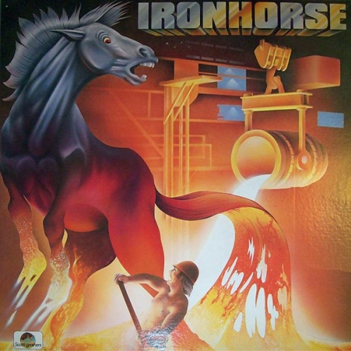 literally - an Iron Horse by Ironhorse with Randy Bachman