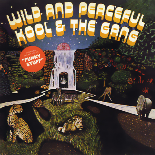 Kool And The Gang Wild And Peaceful