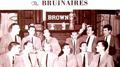 the Brown University Bruinaires