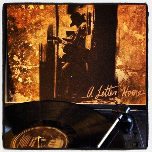 get the new Neil Young album 'A Letter Home' at What Cheer Records and Vintage in Providence