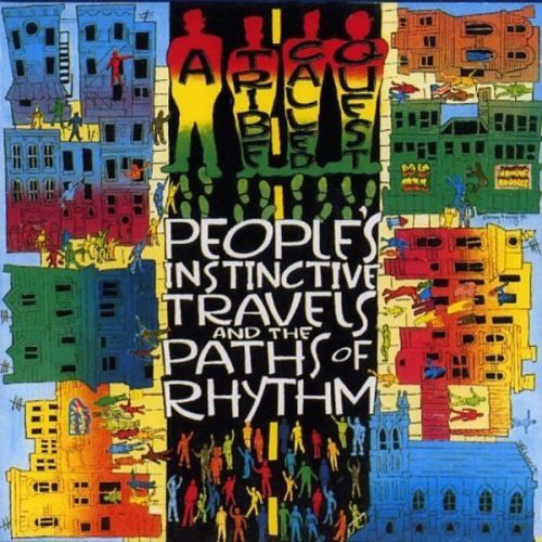 a tribe called quest people's instinctive travels and the paths of rhythm get LP on Vinyl Record Album Reissues at What Cheer in Providence