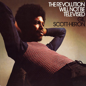 gil scott-heron the revolution will not be televised on Vinyl LP Records get it at What Cheer in Providence