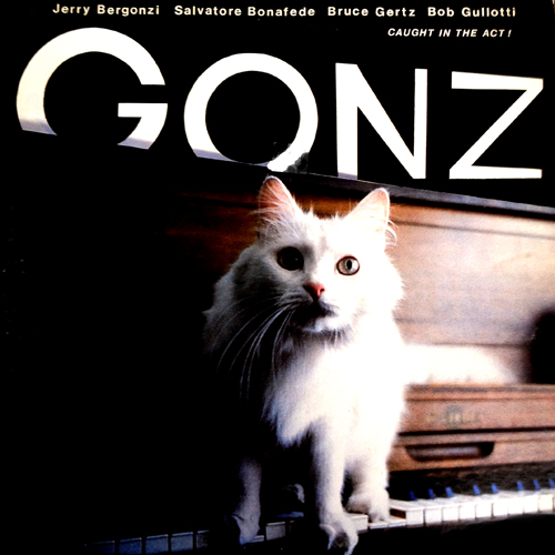 Gonz LP With Cat on Album Cover