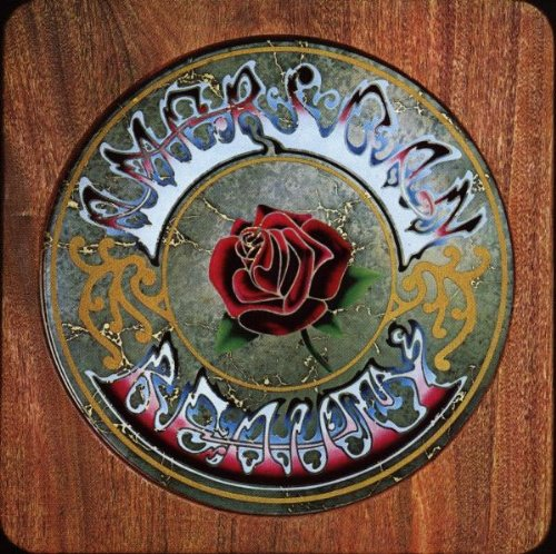 grateful dead american beauty get it on vinyl LP record album at what cheer in providence
