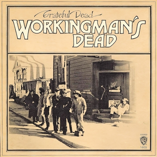 grateful dead workingman's dead grateful dead workingman's dead get it on vinyl LP record album at what cheer in providence
