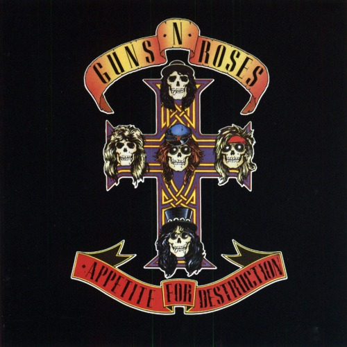 guns n roses appetite for destruction get LP on Vinyl Record Album Reissues at What Cheer in Providence