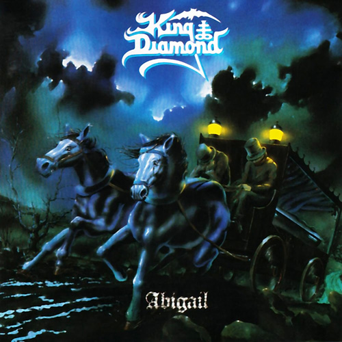 king diamond abigail get it on vinyl LP record album at what cheer in providence