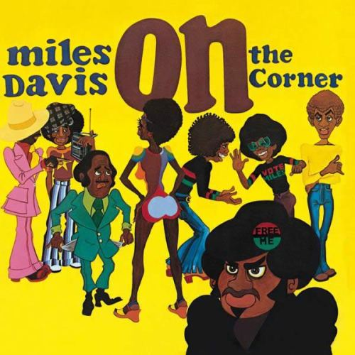 miles davis on the corner on Vinyl LP Records get it at What Cheer in Providence