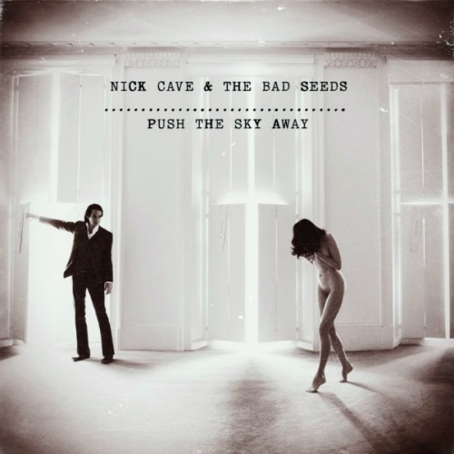 nick cave push the sky away get it on vinyl LP record album at what cheer in providence