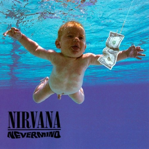nirvana nevermind on Vinyl LP Records get it at What Cheer in Providence