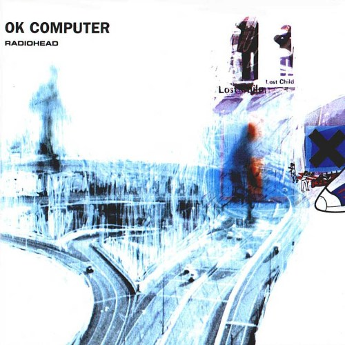 radiohead ok computer get it on vinyl LP record album at what cheer in providence