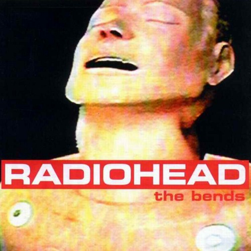 radiohead the bends get it on vinyl LP record album at what cheer in providence