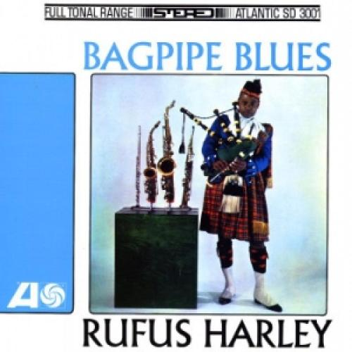 rufus harley bagpipe blues on Vinyl LP Records get it at What Cheer in Providence