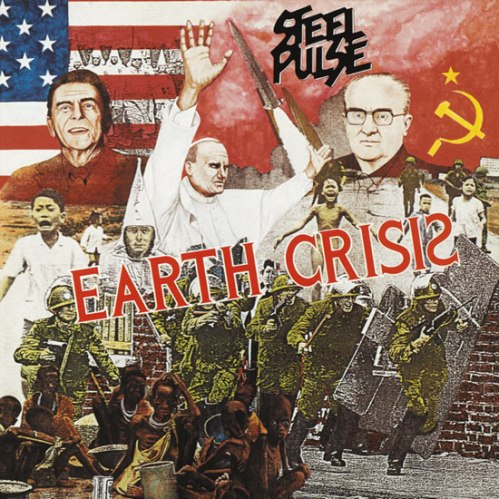 steel pulse earth crisis on Vinyl LP Records get it at What Cheer in Providence