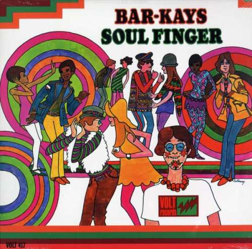 the Bar-Kays Soul Finger on Vinyl LP Records get it at What Cheer in Providence