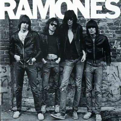 the ramones self titled debut on Vinyl LP Records get it at What Cheer in Providence