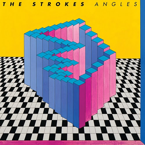 the strokes angles get it on vinyl LP record album at what cheer in providence