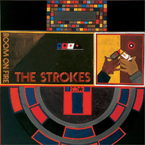 the strokes room on fire get it on vinyl LP record album at what cheer in providence