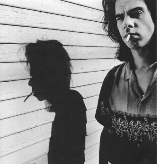 Nick Cave Glamorizing Cigarettes