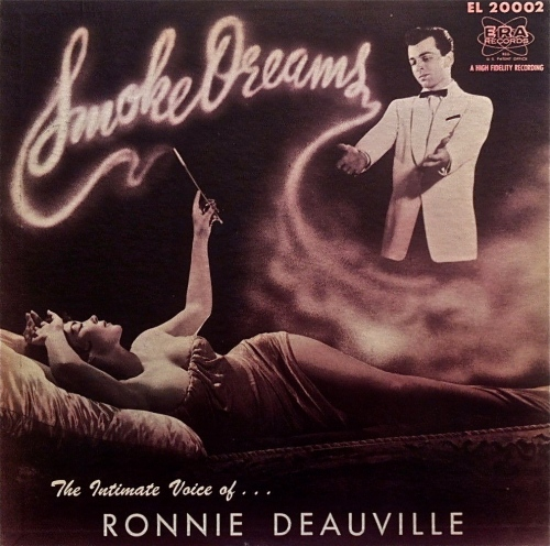 Ronnie Deauville Glamourizing Cigarettes