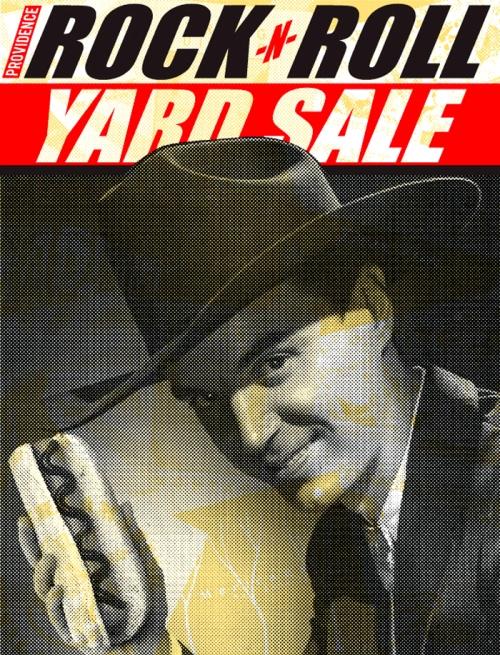 RRYS 12.13.14 David Byrne Hotdog Providence Rock And Roll Yard Sale