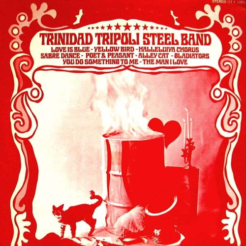 trinidad tripoli steel band red cover version