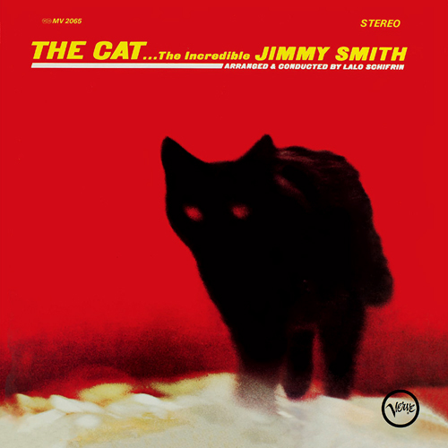 jimmy smith the cat lp record album with cats cover artwork